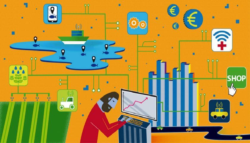 关于举办数字经济和工业互联网产业扶持政策宣讲会的通知